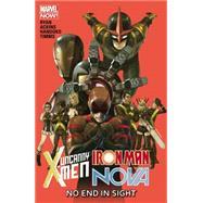 Uncanny X-Men/Iron Man/Nova by Ryan, Sean; Ackins, Ron; Handoko, Rahmat; Timms, John, 9780785191056