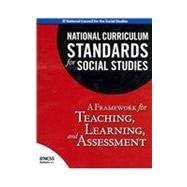 National Curriculum Standards for the Social Studies by National Council for the Social Studies, 9780879861056
