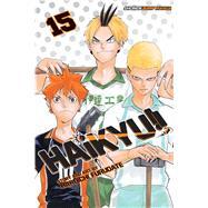 Haikyu!! 15 by Furudate, Haruichi, 9781421591056