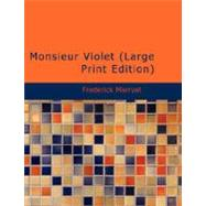 Monsieur Violet by Marryat, Frederick, 9781426471056