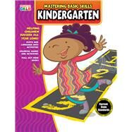 Mastering Basic Skills Kindergarten by Brighter Child, 9781483801056