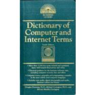 Dictionary of Computer and Internet Terms by Downing, Douglas A., 9780764141058