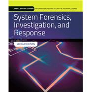System Forensics, Investigation and Response by Easttom, Chuck, 9781284031058