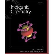 Inorganic Chemistry by Miessler, Gary L.; Fischer, Paul J.; Tarr, Donald A., 9780321811059