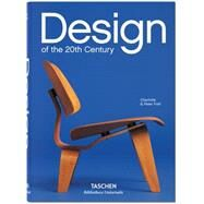 Design of the 20th Century by Fiell, Charlotte; Fiell, Peter, 9783836541060