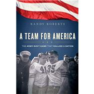 A Team for America by Roberts, Randy, 9780547511061