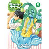 Monster Musume Vol. 5 by OKAYADO, 9781626921061