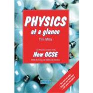 Physics at a Glance: Full Physics Content of the New GCSE by Mills; Tim, 9781840761061