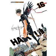 Haikyu!! 16 by Furudate, Haruichi, 9781421591063