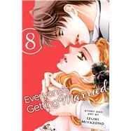 Everyone's Getting Married 8 by Miyazono, Izumi, 9781974701063