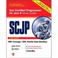 SCJP Sun Certified Programmer for Java 6 Study Guide Exam 310-065 by Sierra, Kathy; Bates, Bert, 9780071591065