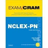 NCLEX-PN Exam Cram by Rinehart, Wilda; Sloan, Diann; Hurd, Clara; Rinehart & Associates, 9780789741066