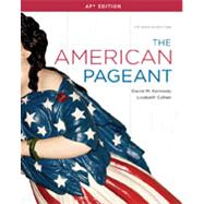 The American Pageant, AP Edition by KENNEDY, 9781111831066