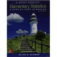 Elementary Statistics: A Brief Version with Connect Statistics Hosted by ALEKS Access Card by Bluman, Allan, 9781259441066