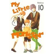 My Little Monster 10 by ROBICO, 9781632361066