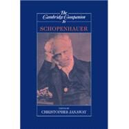 The Cambridge Companion to Schopenhauer by Edited by Christopher Janaway, 9780521621069