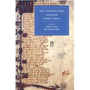 The Canterbury Tales by Chaucer, Geoffrey; Boenig, Robert; Taylor, Andrew, 9781554811069