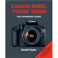 Canon Rebel T5/Eos 1200d by Taylor, David, 9781781451069