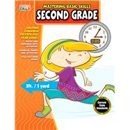 Mastering Basic Skills Second Grade by Brighter Child, 9781483801070
