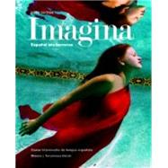 Imagina (Student Edition + Supersite + WebSAM Access) by Vista, 9781626801073