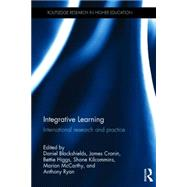 Integrative Learning: International research and practice by Blackshields; Daniel, 9780415711074