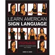 Learn American Sign Language by Guido, James W., 9781577151074
