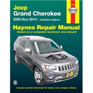 Jeep Grand Cherokee Automotive Repair Manual by McCahill, Ed; Chaidez, Jesus; Haynes, John Harold, 9781620921074