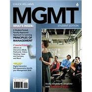 MGMT6 (with Career Transitions Printed Access Card) by Williams,Chuck, 9781285091075
