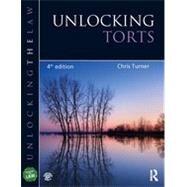 Unlocking Torts 9781444171075N