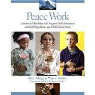 Peace Work by Kinder, Wynne; Kinder, Midge, 9781940611075
