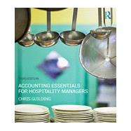 Accounting Essentials for Hospitality Managers by Guilding; Chris, 9780415841078