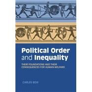 Political Order and Inequality by Boix, Carles, 9781107461079