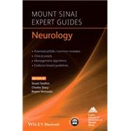 Mount Sinai Expert Neurology by Sealfon, Stuart, 9781118621080