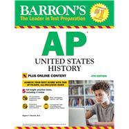 Barron's Ap United States History by Resnick, Eugene V., 9781438011080