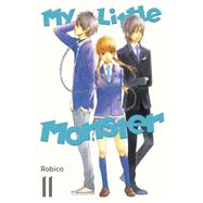 My Little Monster 11 by Robico, 9781632361080