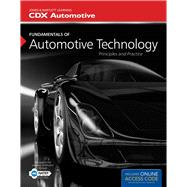 Fundamentals of Automotive Technology by VanGelder, Kirk T., 9781449671082