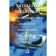 Satellite Television by Benoit, 9780340741085