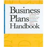Business Plans Handbook by Gale, 9781410311085