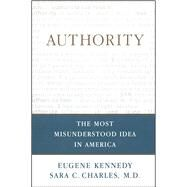 Authority by Kennedy, Eugene; Charles, Sarah C., 9781501181085