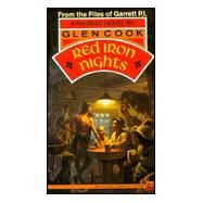Red Iron Nights by Cook, Glen, 9780451451088