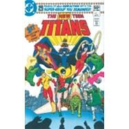 The New Teen Titans Omnibus Vol. 1 by VARIOUSVARIOUS, 9781401231088