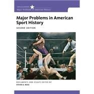 Major Problems in American Sport History by Riess, Steven, 9781133311089