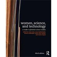Women, Science, and Technology: A Reader in Feminist Science Studies by Wyer; Mary, 9780415521093