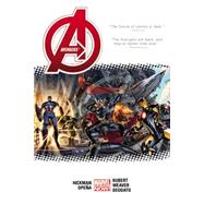 Avengers by Jonathan Hickman Volume 1 by Hickman, Jonathan; Spencer, Nick; Opena, Jerome; Kubert, Adam; Weaver, Dustin, 9780785191094