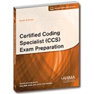 Certified Coding Specialist (CCS) Exam Preparation by Jennifer Hornung Garvin, 9781584261094
