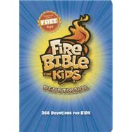 Fire Bible for Kids Devotional by My Healthy Church, 9781624231094