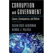 Corruption and Government by Rose-Ackerman, Susan; Palifka, Bonnie J., 9781107441095