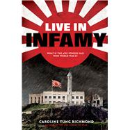 Live in Infamy (a companion to The Only Thing to Fear) A companion to The Only Thing to Fear by Richmond, Caroline Tung, 9781338111095