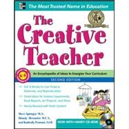 The Creative Teacher, 2nd Edition by Springer, Steve; Alexander, Brandy; Persiani, Kimberly, 9780071801096
