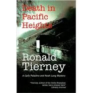 Death in Pacific Heights by Tierney, Ronald, 9781847511096